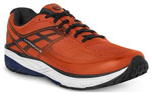 Topo Athletic Ultrafly 2 Orange/Navy Running Shoe Men's sizes 8-13/NEW!!!