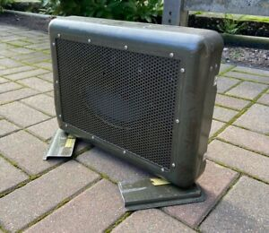 Bell and Howell AQ-2A Spaceheater custom speaker cabinet 614 Filmosound 6x9 ROLA