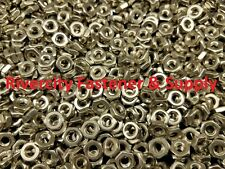 (50) 10-32 Hex Nuts Stainless Steel / Machine Screw Nuts 10/32 Fine Thread #10