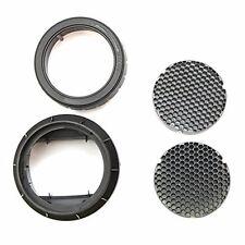 JJC SG-N 3-in-1 Stacking Grid Light Modifier System for Nikon SB-900/SB-910