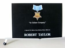 In Gallant Company, Robert.Taylor, Multi-Page Advertising Brochure