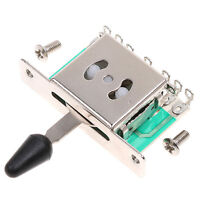 5 Way Guitar Parts Toggle Lever Pickup Switches Electric guitar switch Selector