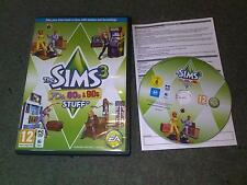 The Sims 3: 70s, 80s and 90s Stuff PC DVD / MAC Expansion Pack