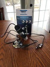 50 To 1000x Magnification Usb Digital Microscope