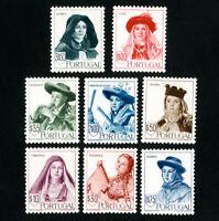 Portugal Stamps # 675-82 VF OG H Catalog Value $155.45