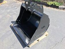 "New 36"" John Deere 310G Backhoe Bucket - No Teeth"