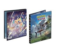 Ultra Pro Pokemon 4 Pocket Celestial Storm Card Binder Holds 80 Cards SKU#225