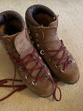 Vintage Vasque Walking Boots Nubuck Vibram Sole 38 / 5 / 5.5 Like Nanette