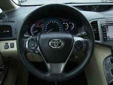 2013 Toyota Venza : Black Steering Wheel With Air Bag And Clockspring