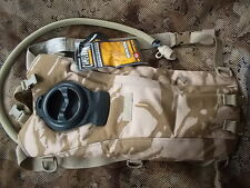 GENUINE BRITISH ARMY ISSUE camelbak THERMOBAK omega DESERT DPM ddpm CAMO NEW