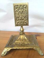 Brass Match Box Holder
