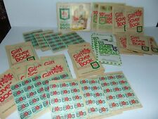 Vintage S /& H Green Stamps 1 Mill 50 Stamps 1  Sheet