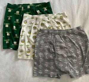 Basics LOREZA /® 5//10 Peaces Boys Kids Underwear Boxer Shorts in Cotton 2-15 Years
