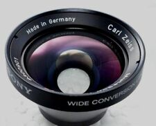Sony Carl Zeiss 0.6x Mutagon T * - Wide-angle lentille de conversion ** Comme neuf & Boxed **