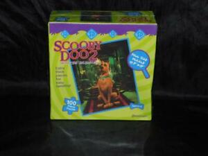 Scooby Doo 2 Monster Unleashed 100 Piece Jigsaw Puzzle NEW Pressman Ages 5-8