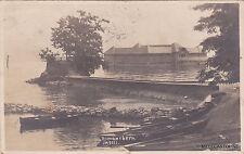 * SWITZERLAND - Romanshorn - Inseli 1912 Photo postcard