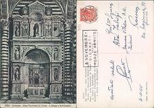 SIENA - CATTEDRALE, ALTARE PICCOLOMINI -   (rif.fg. 9095)
