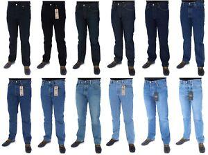 Levis 501 Vaqueros Hombre Levi ´S Pantalones Original