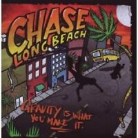 CHASE LONG BEACH - GRAVITY IS WHAT YOU MAKE IT  CD NEW!