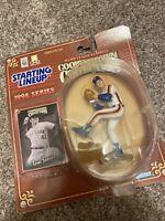 1998 TOM SEAVER Hasbro Kenner Starting Lineup Cooperstown SLU Figure  NY Mets