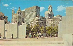 BR23736 Battery park New york city    usa