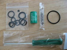 Battery Kit For Tusa Imprex II, IQ-400 & Tool NEW!