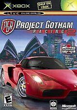 Project Gotham Racing 2 // Arcade  (Microsoft Xbox, 2003)