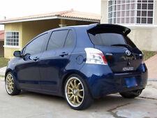 Toyota Yaris/Vitz Mk2 Rear Boot Roof Spoiler/Trunk Wing 2006-2015 - Brand New!