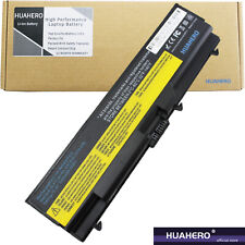 HUAHERO Battery for Lenovo ThinkPad E420 T410 T410i T420 T510 T510i W520 55+