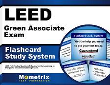 LEED Green Associate Exam Flashcard Study System