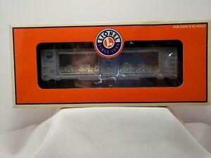 Lionel Train 6-19676 Philadelphia Federal Reserve Mint Car NIB 2001