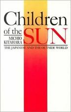 Children of the Sun: The Japanese and the Outside World-ExLibrary