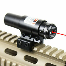 Red Laser Sight For Bow/Rifle Crossbow Scope QQ Cliper 11mm or 20mm Rail 100m