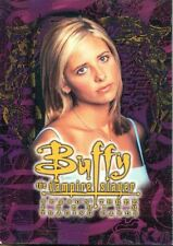 Inkworks Buffy TVS Season 3 Complete 90 Card Base Set