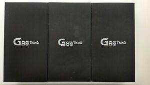 Lot of 3 New LG G8X ThinQ G850UM Sprint Clean IMEI IP-8409