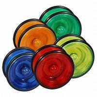 Henrys Yoyo Jojo Lizard gelb jonglieren artistik verstellbare Halbschalen