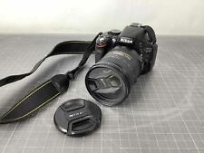 Nikon D5100 16.2MP Digital SLR Camera w/ Nikon 18-200mm Lens