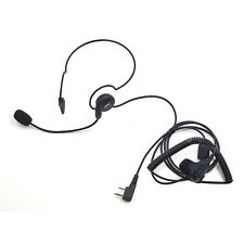 Finger PTT Headset Headphone for PUXING PX777 Plus Baofeng UV5X Wouxun KG-UVD1P