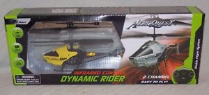 New Aero Quest Dynamic Rider Infrared Control Dynamic Rider Helicopter w/Remote