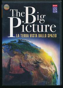 EBOND The big picture - La terra vista dallo spazio DVD D555161