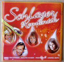 Schlager Romantik - Roland Kaiser, Hansi Hinterseer, Ireen Sheer u.a. - CD