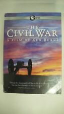 The Civil War: A Film Directed By Ken Burns (DVD, 25th Anniversary Edition) New