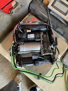 LAND ROVER RANGE ROVER L322 2009-2012 AIR SUSPENSION COMPRESSOR PUMP BH42 3B484
