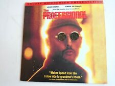 LEON THE PROFESSIONAL LASERDISC  NTSC widescreen