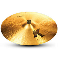 "Zildjian K0830 22"" Dark Medium Ride Cast Bronze Cymbal Medium Profile - Used"