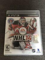 NHL 14 (Sony PlayStation 3, 2013)