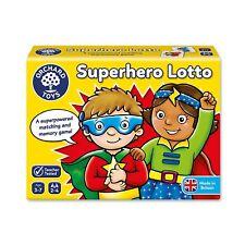 Orchard Toys Superhero Lotto Game