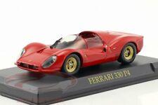 FERRARI 330 P4 1:43 Scale NEW Car Model Miniature Toy Miniature Le Mans Red
