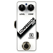 More details for keeley compressor mini limited edition white pedal