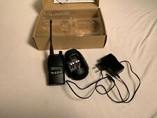 Intek HT-446S Analog PMR446 UHF radio  + charger 446mhz